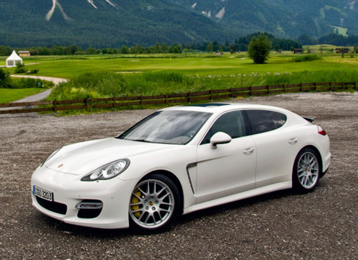 2010 Porsche Panamera – Click above for high-res image gallery