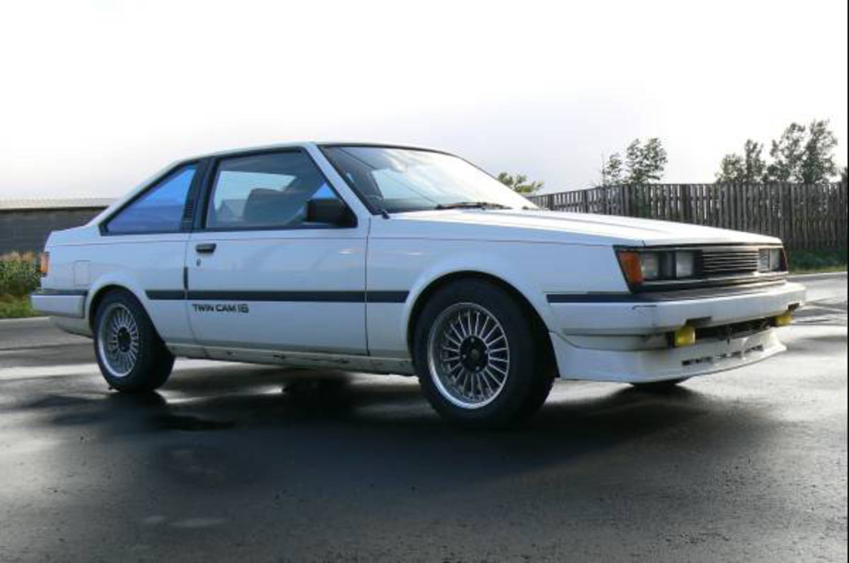 Topworldauto Photos Of Toyota Carina Gt Photo Galleries