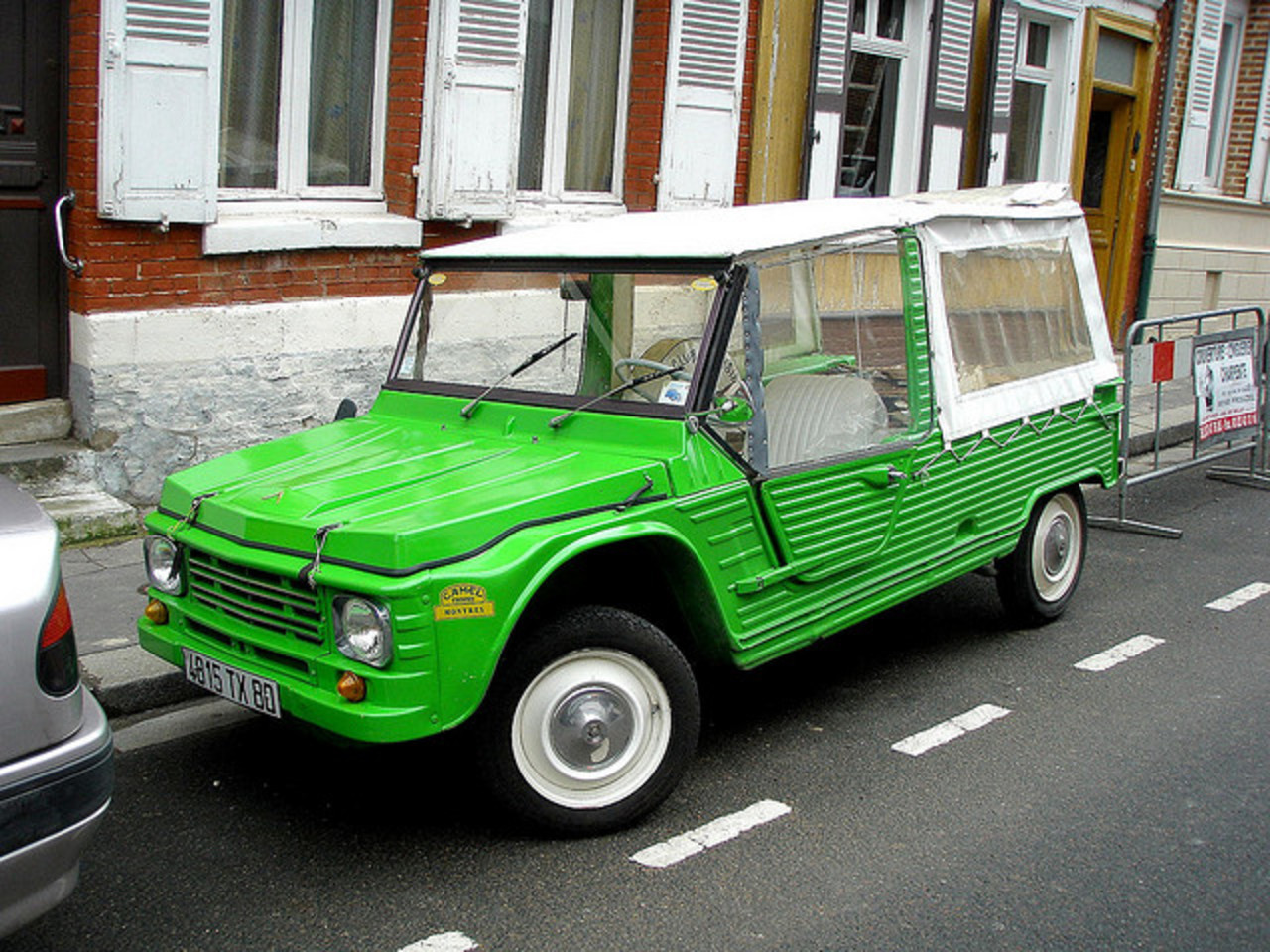 Citroen Mehari 22 - cars catalog, specs, features, photos, videos, review,