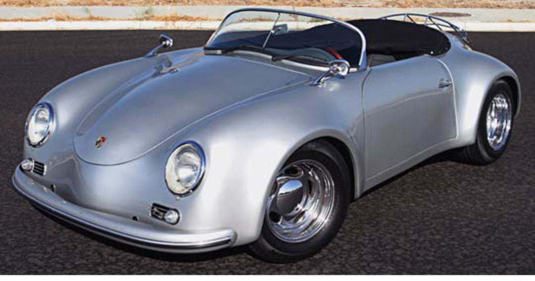 Porsche 356 Speedster replica for sale