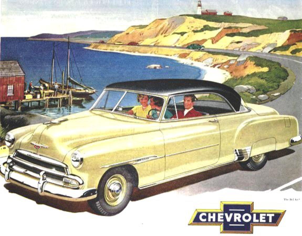 Topworldauto Photos Of Chevrolet Styleline De Luxxe Photo Galleries 1951 Deluxe Convertible Belair Curbside Classic 1976