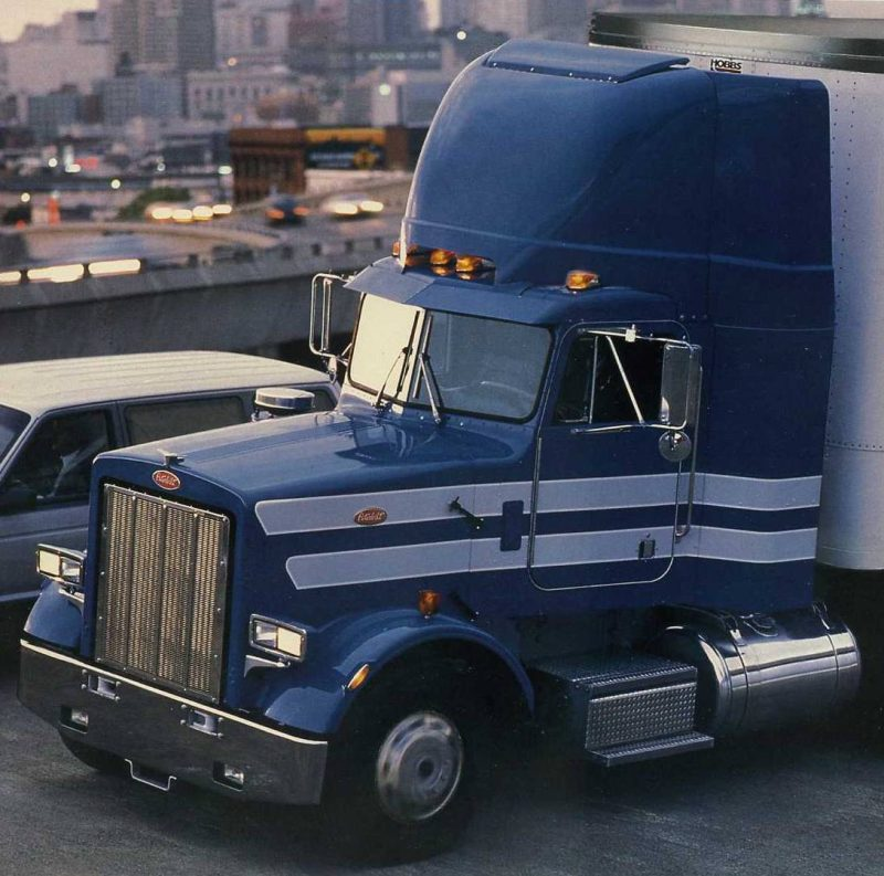 Peterbilt Spotters Guide - the 1980s