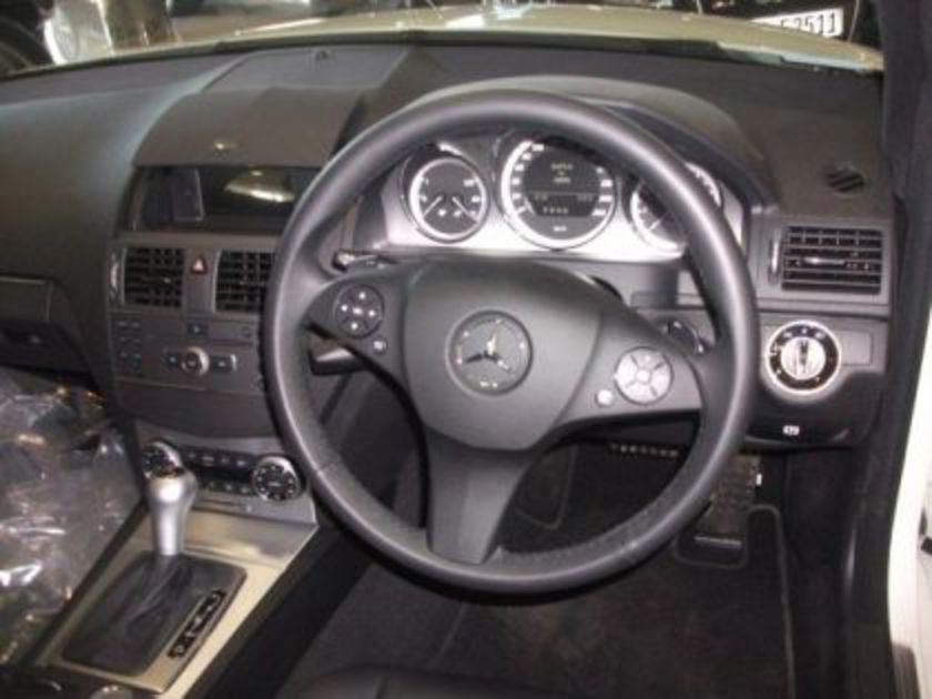 Mercedes-Benz C200 CGI BE in South Africa. Sorry, this vehicle has been sold