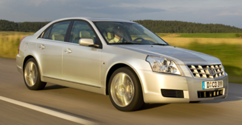 U.S. as the 2012 Cadillac BTS. See pictures of the 2010 Cadillac CTS.