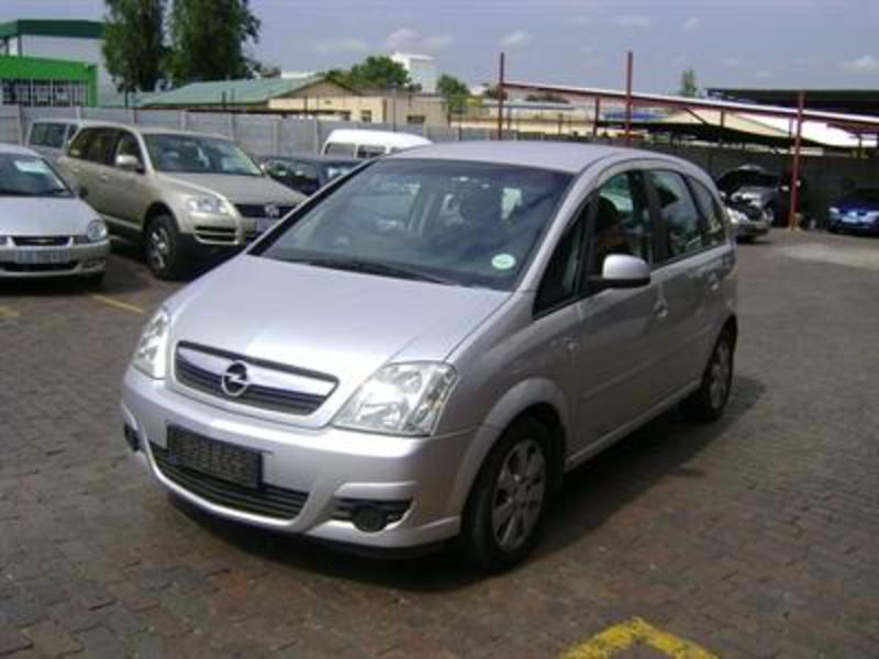 Pictures of 2007 Opel - Meriva 1.7 CDTi Enjoy - R 74 900