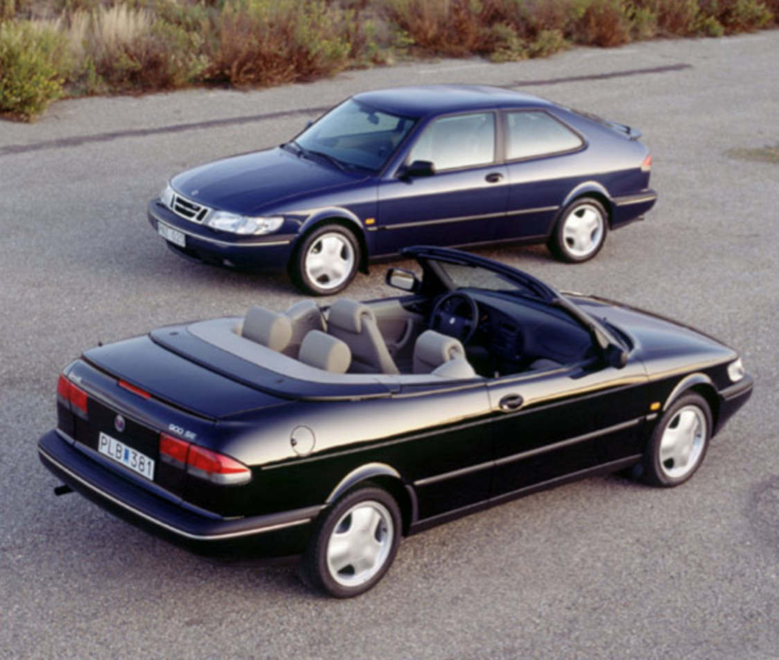 SAAB 900 cabrio. View Download Wallpaper. 562x476. Comments