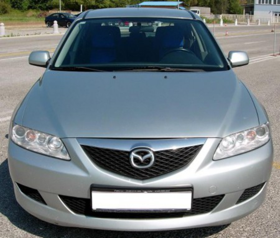 Mazda 6 CD136 TE. View Download Wallpaper. 450x383. Comments