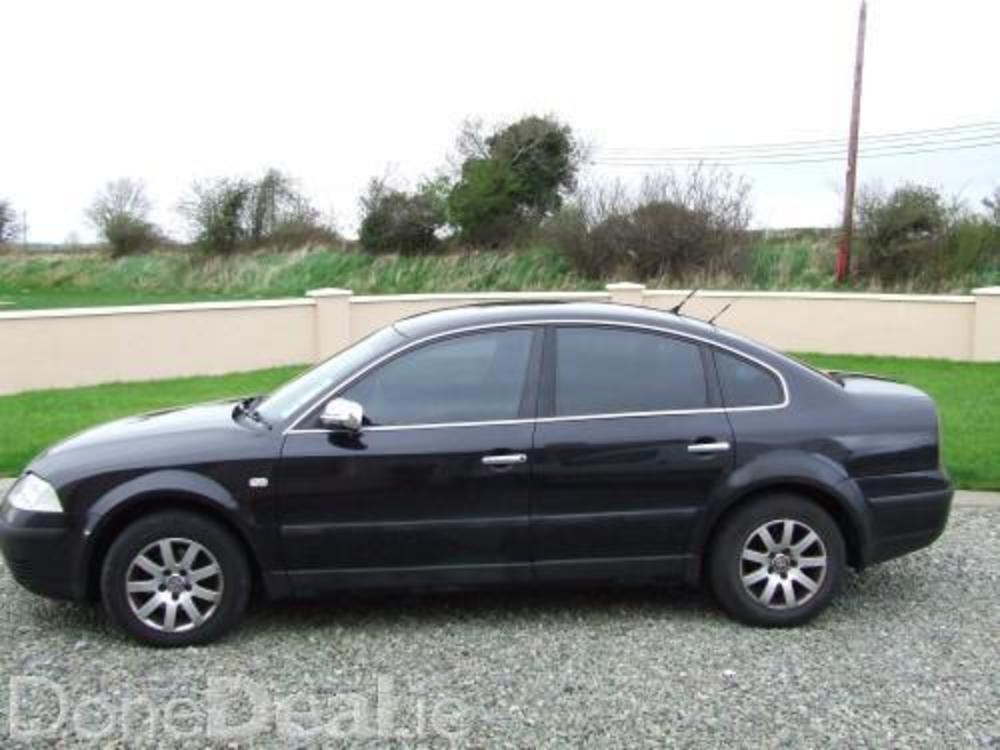 Pictures of 02 Volkswagen Passat 1.9 TDI QUICK SALE