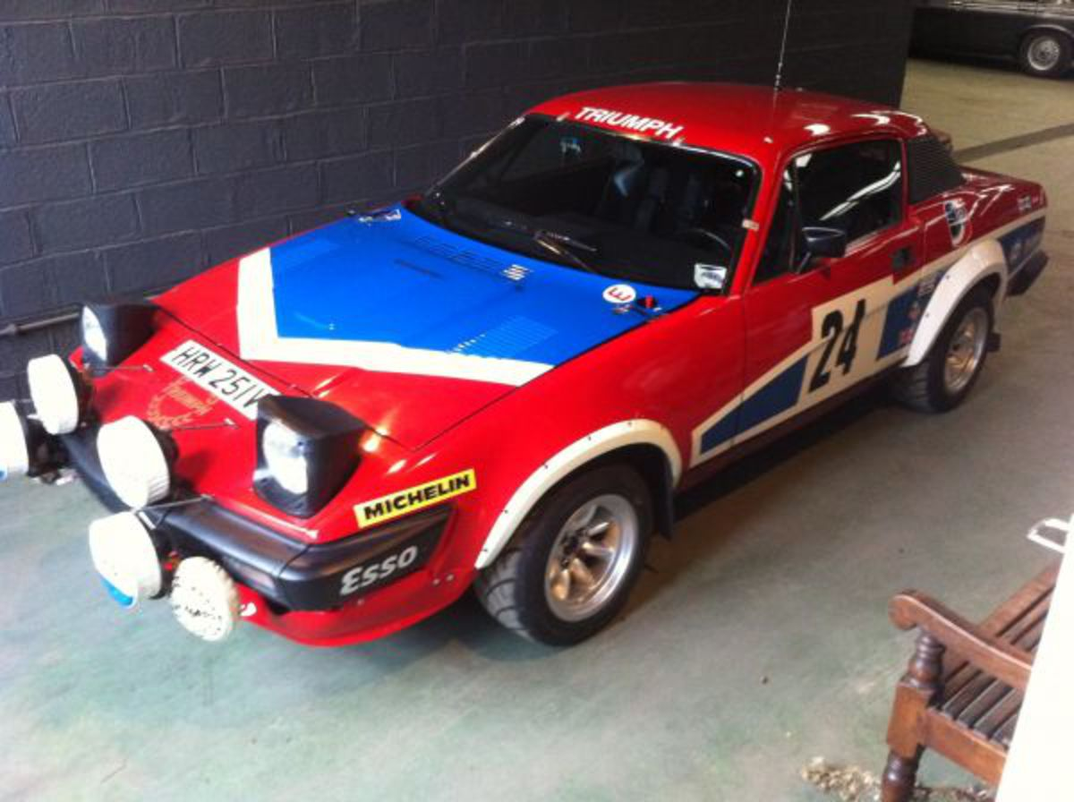 Great Tr7 Rally Car For Sale Contemporary - Classic Cars Ideas ...