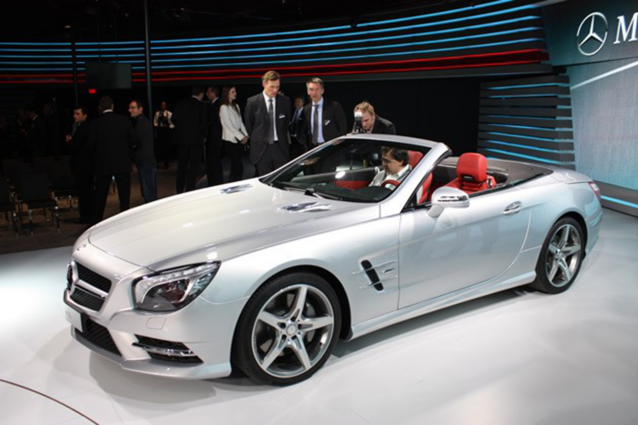 2013 Mercedes-Benz SL is still the daddy. By Chris Paukert RSS feed