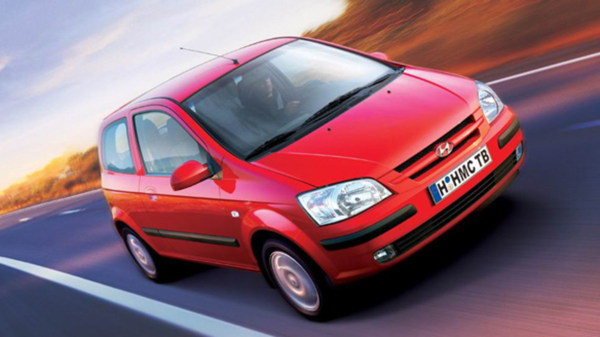 Hyundai Getz GL is the 2003 Australia's Best Cars winner in the Best Small