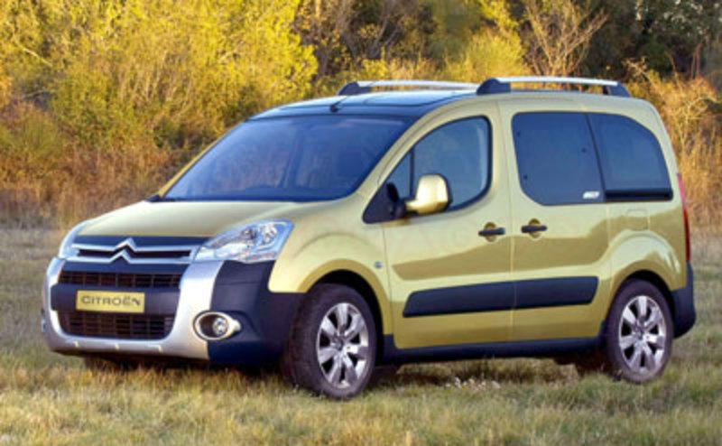 The New Citroen Berlingo Multispace: The compact MPV with big ambitions
