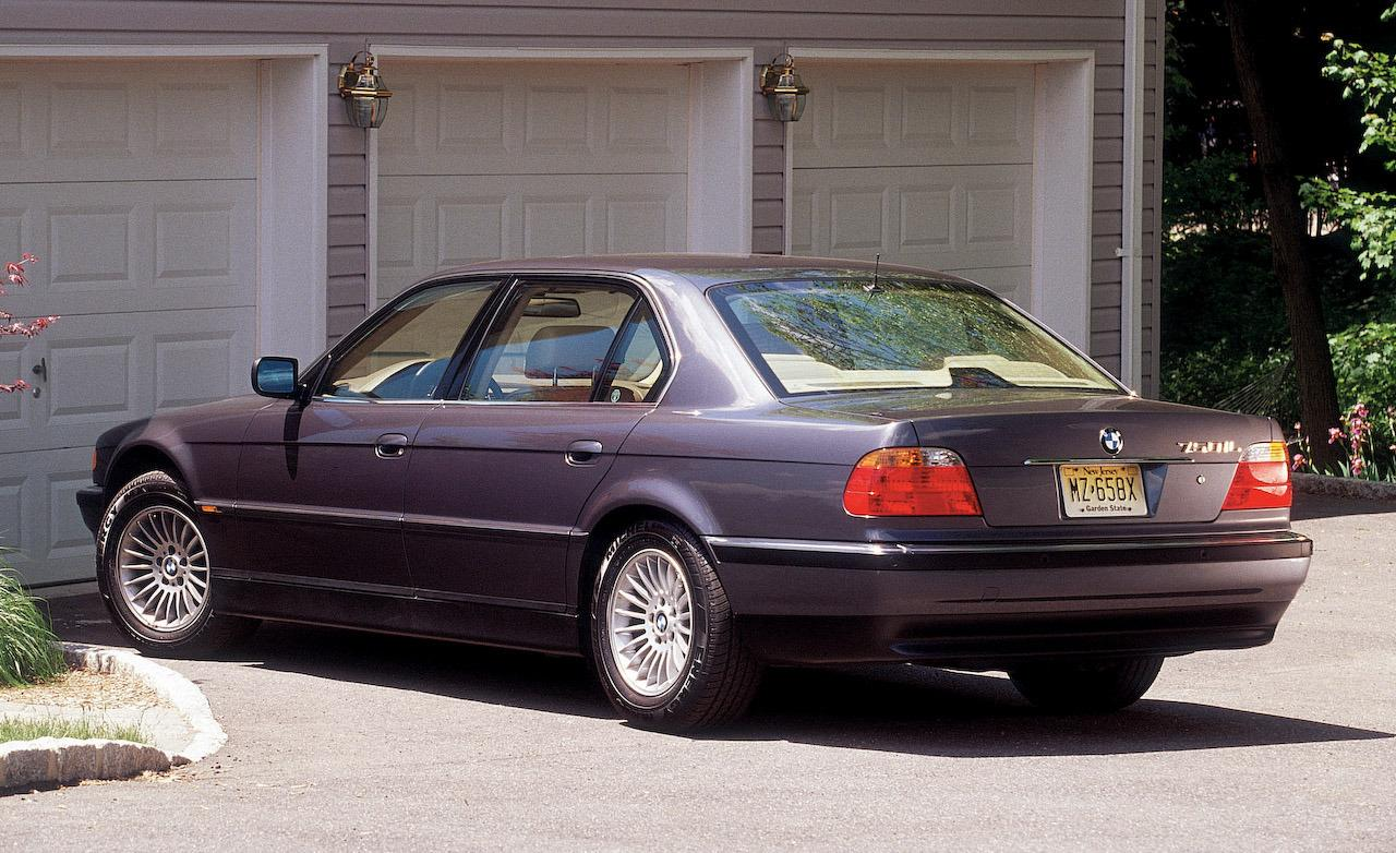 1997 BMW 750iL. WALLPAPER; PRINT; RETURN TO ARTICLE