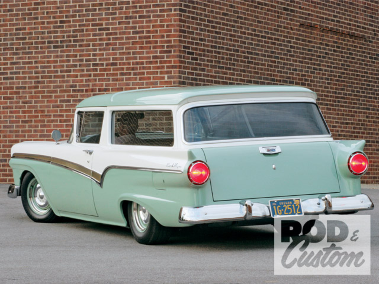 TopWorldAuto >> Photos of Ford Ranch Wagon - photo galleries