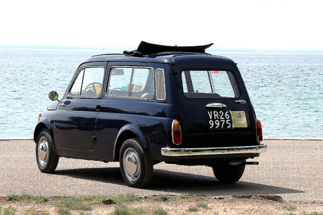 Fiat Cinquecento ED 07 - huge collection of cars, auto news and reviews,
