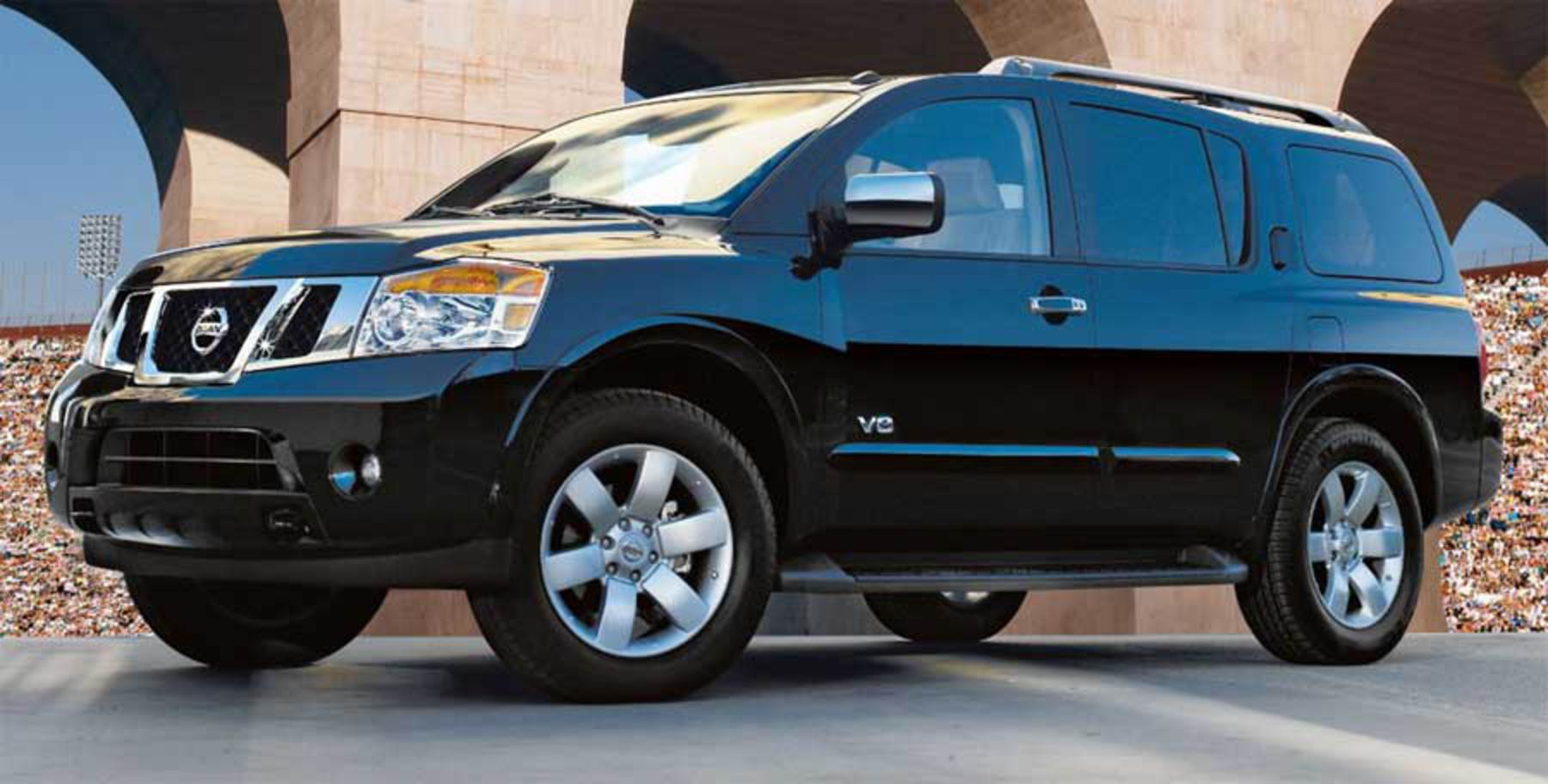 Nissan Armada SE 4x4. View Download Wallpaper. 900x456. Comments
