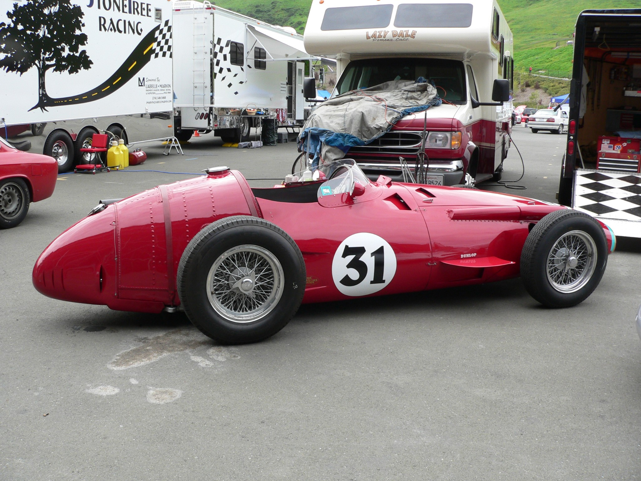 Cars photos » Maserati » Maserati 250F