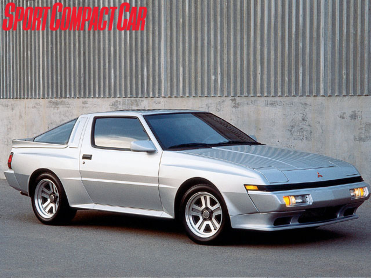 TopWorldAuto >> Photos of Mitsubishi Starion - photo galleries