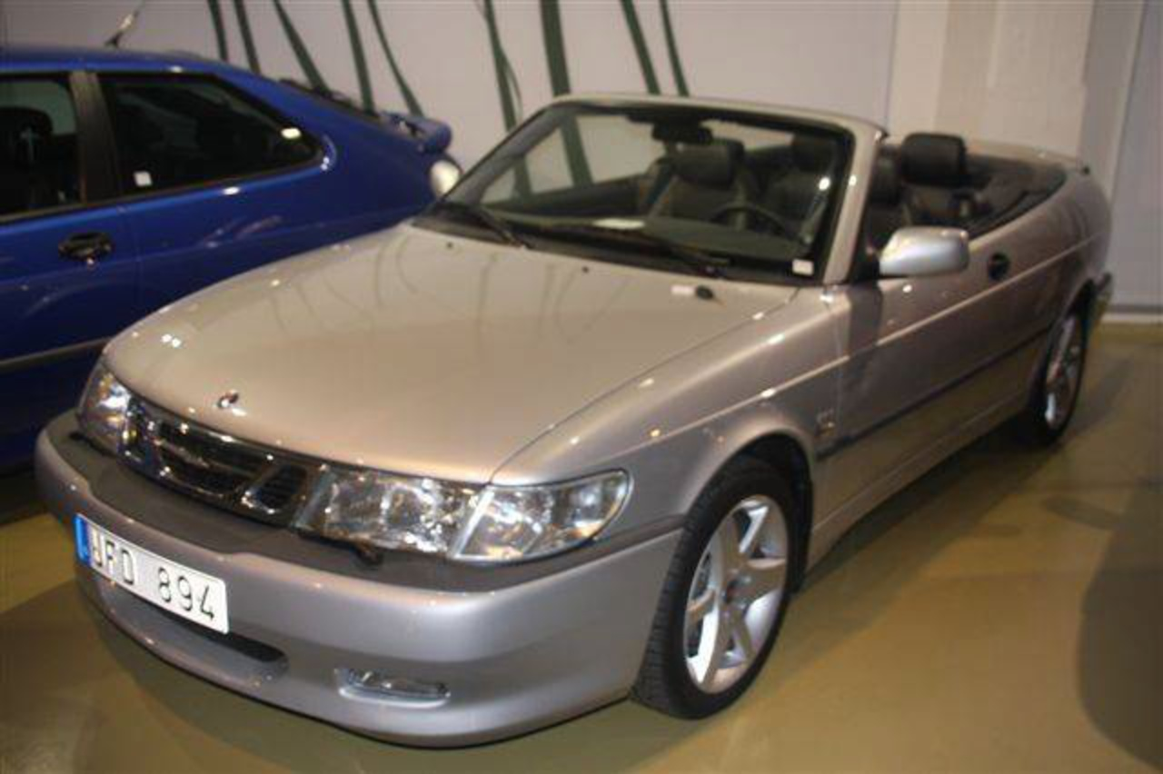 Saab 9-3 Aero Cab - VM364. « For sale – the cars at the Saab Museum