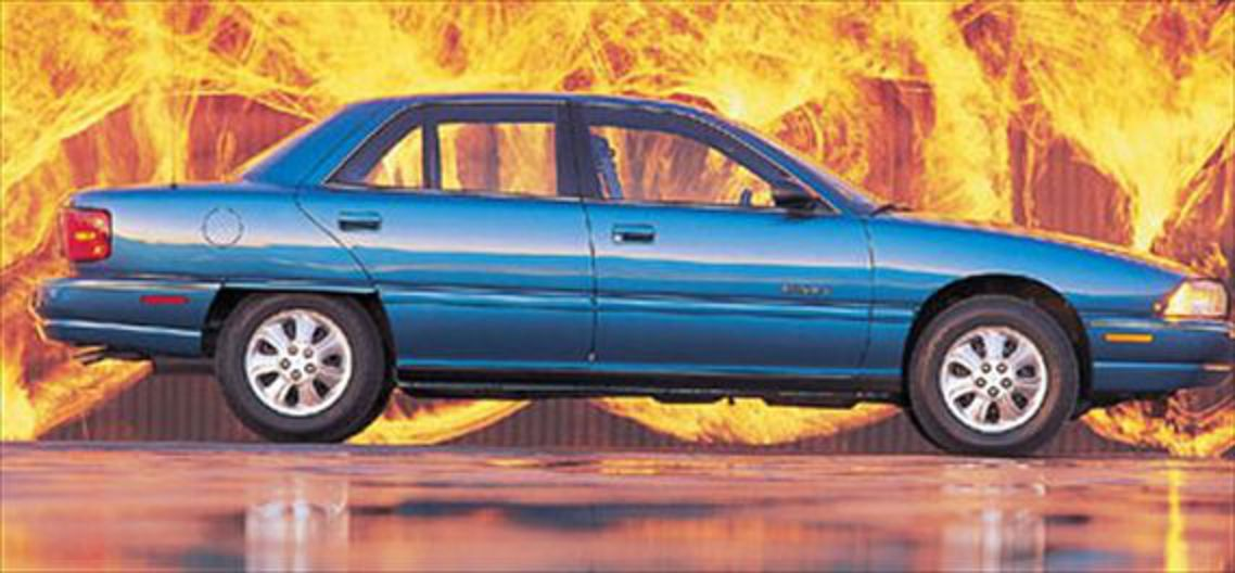 1994 Oldsmobile Achieva - Long-Term Wrap Up - Motor Trend Magazine