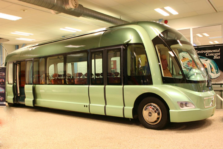 Valley Buick Gmc >> TopWorldAuto >> Photos of Volvo ECB Concept Bus - photo ...