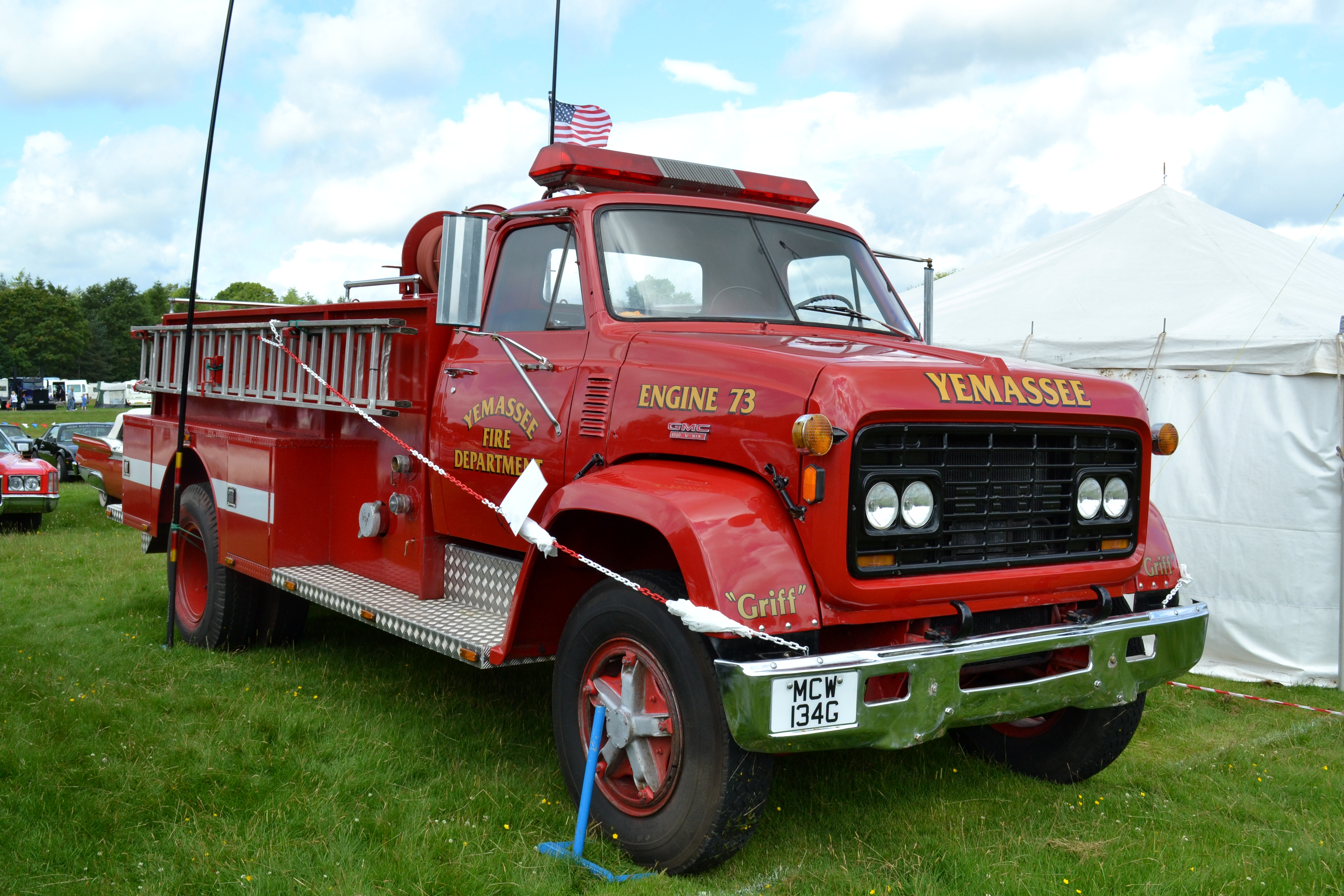 1969 GMC Fire Truck by ~doctorreplen on deviantART