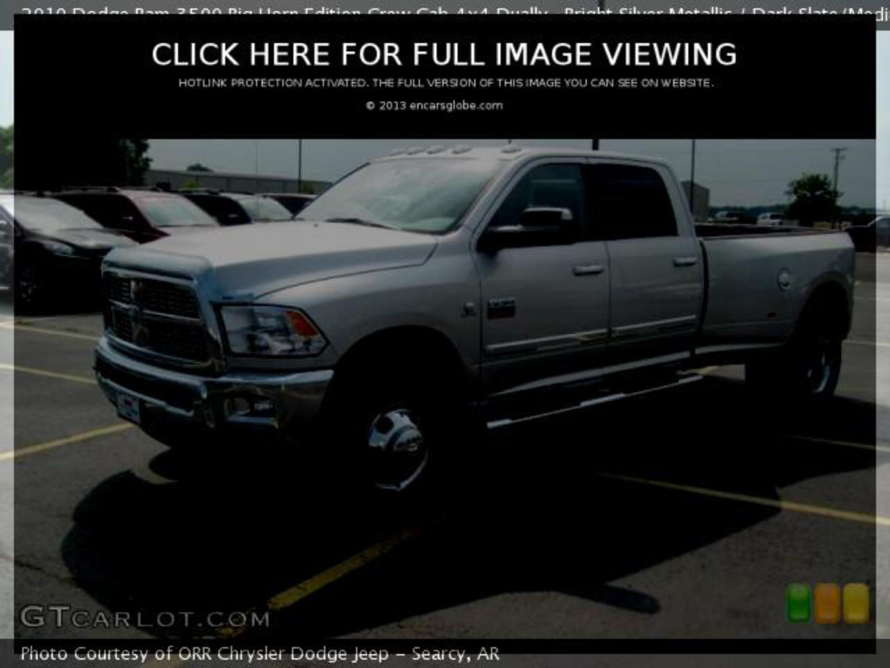 Dodge Ram 3500 Heavy Duty Big Horn Edition: 06 photo