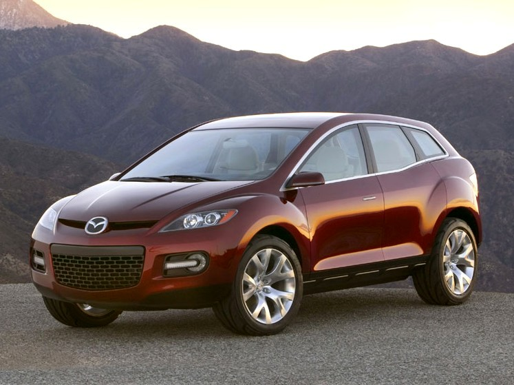 2011 Mazda CX-7 i Touring FWD Review
