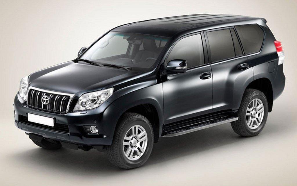 572 объявления о продаже Toyota Land Cruiser Prado
