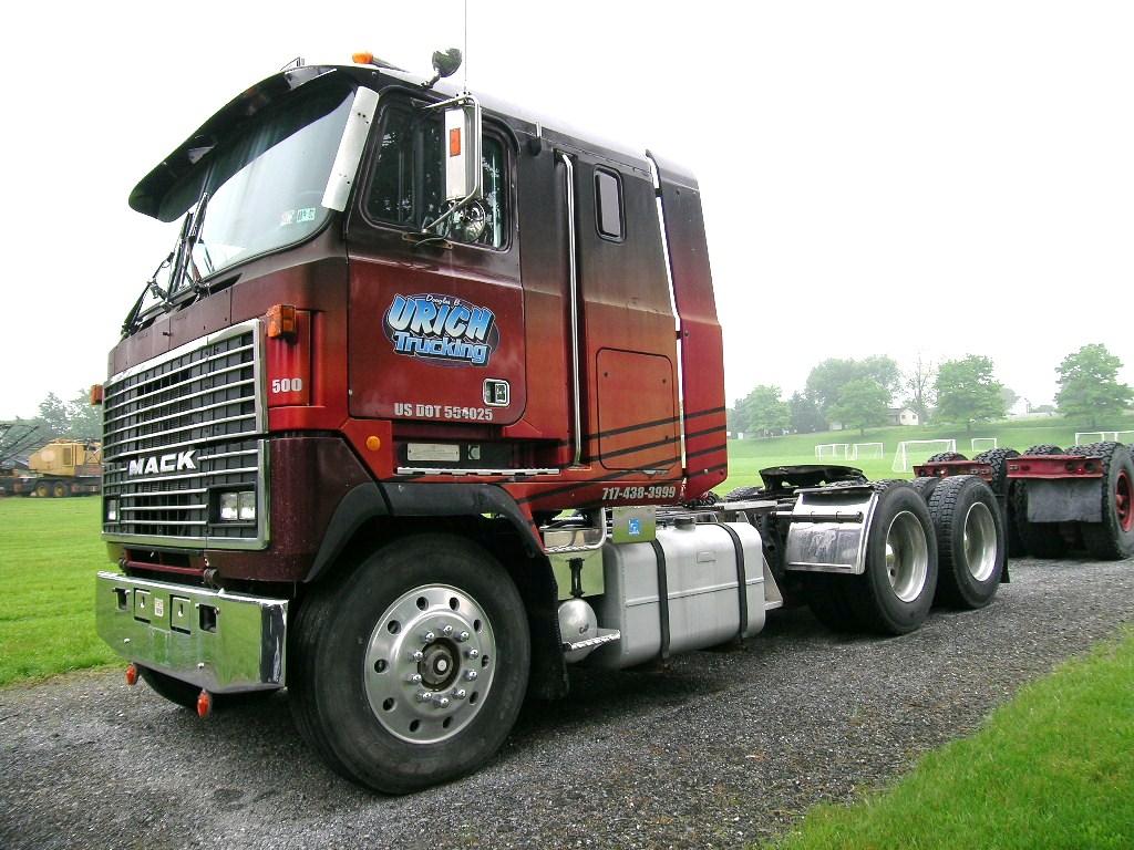 Mack Trucks Automatic : Topworldauto gt photos of mack mh photo galleries