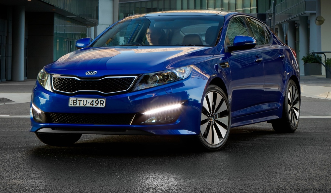 Kia Optima Review | CarAdvice