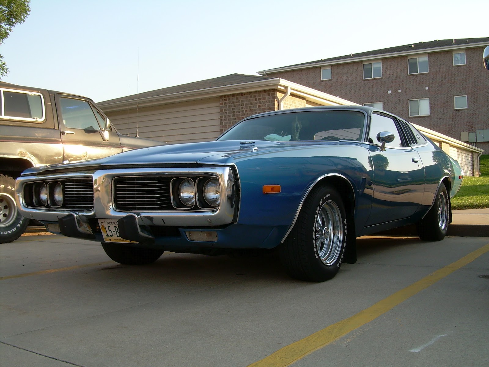 1973 Dodge Charger SE. Posted by Michael at 2:51 PM