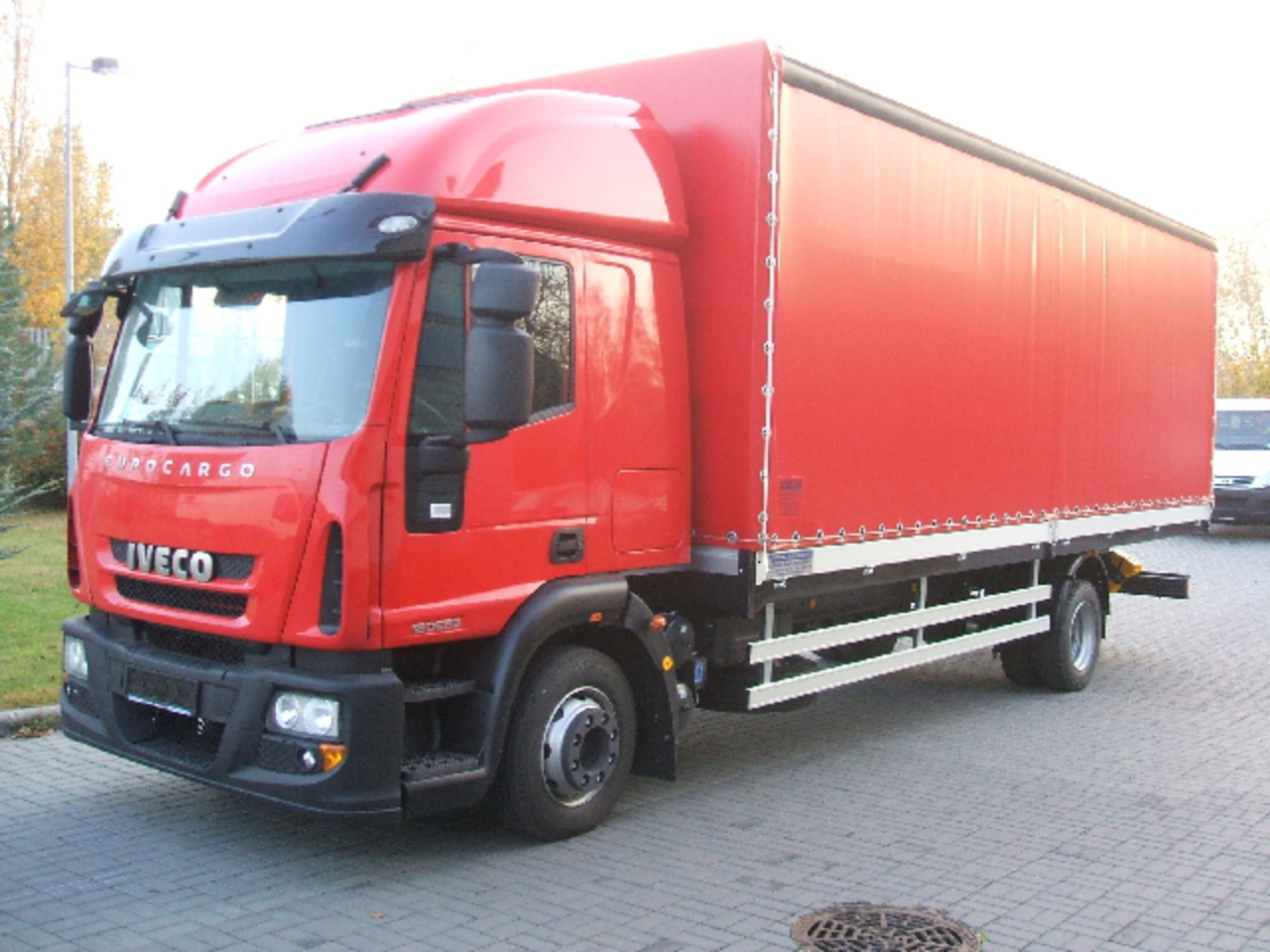 New Iveco Eurocargo chassis international make model