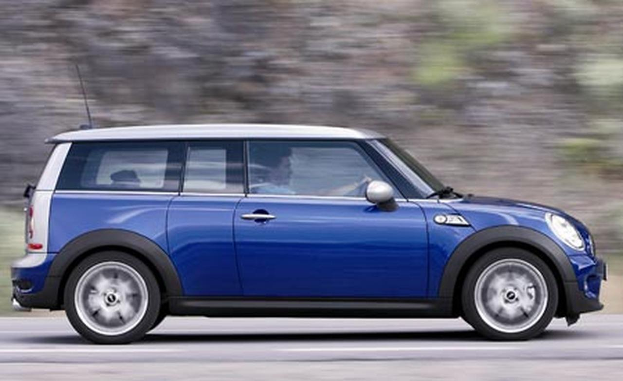 2008 Mini Cooper Clubman and Cooper S Clubman - Photo Gallery of ...