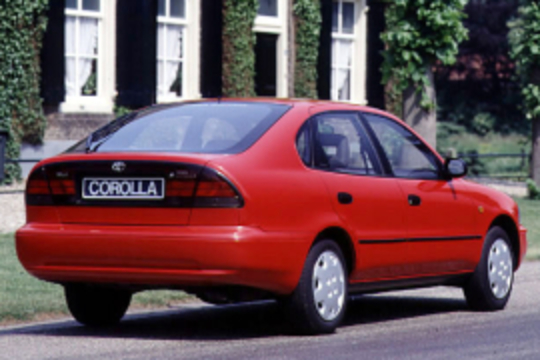 TOYOTA Corolla Liftback (1992 - 1944) ⌖. see also: engines · photo gallery