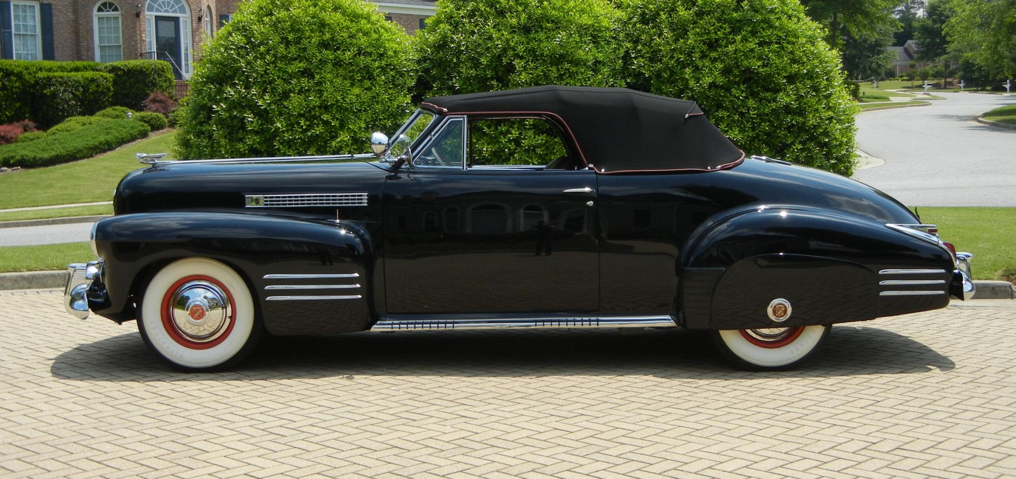 Re: For Sale, 1941 Cadillac Series 62 Convertible Coupe