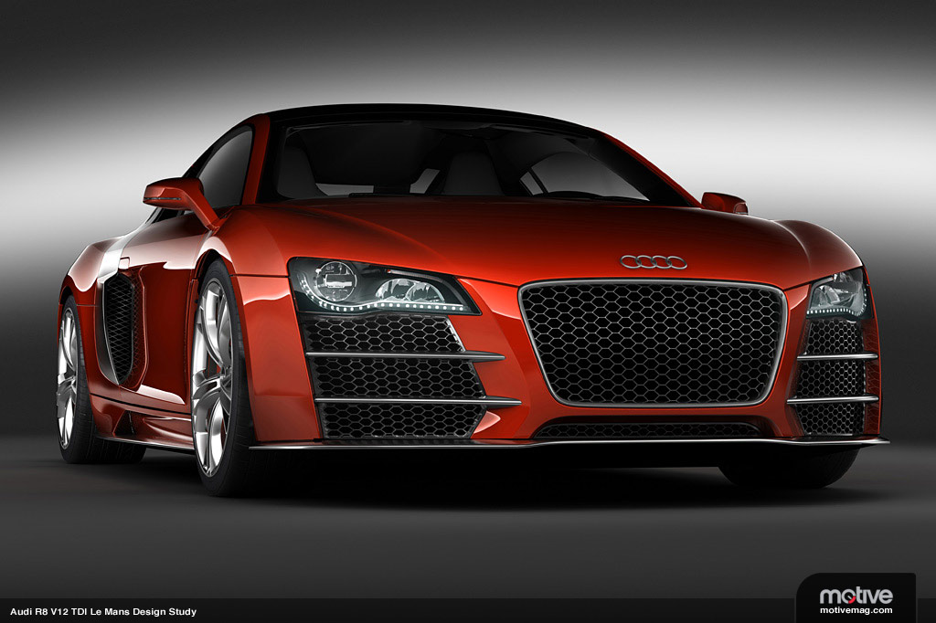 Audi R10 Is Being Developed - Automotive Zone