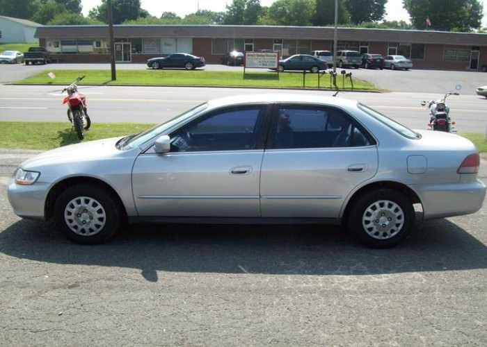 2001 Honda Accord DX in Albemarle, North Carolina For Sale