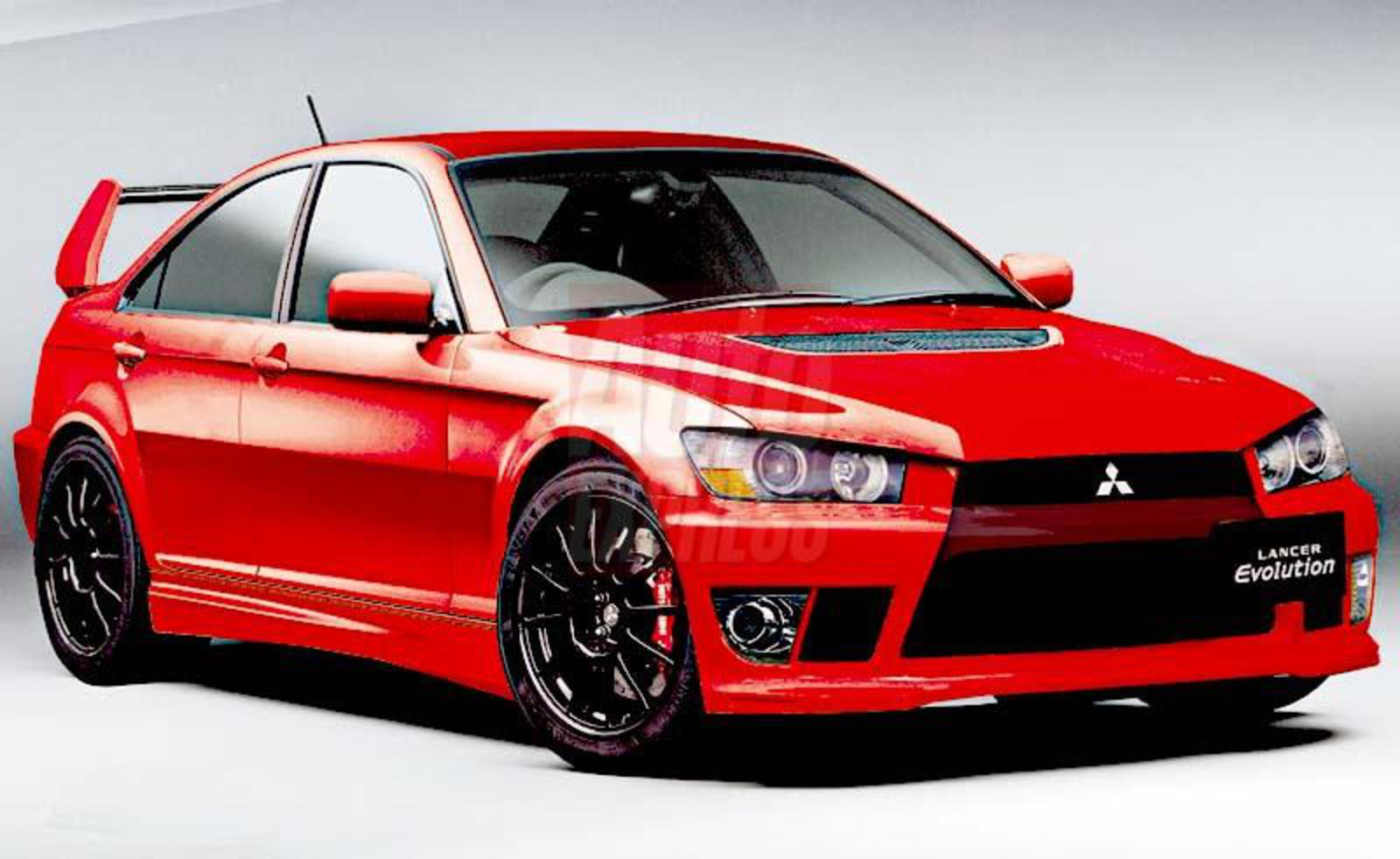 Mitsubishi Lancer Evo X - huge collection of cars, auto news and reviews,