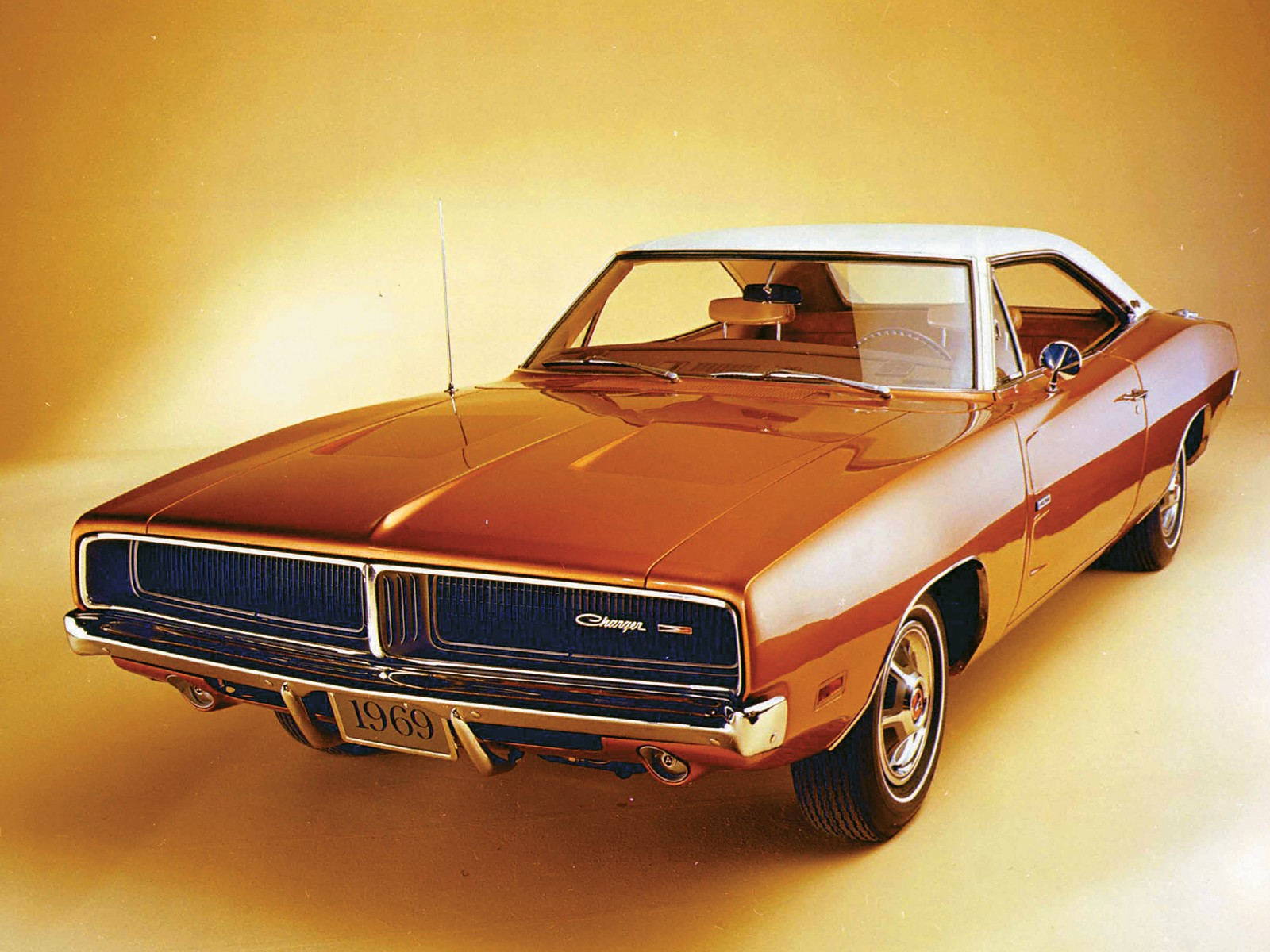 Dodge Charger RT 1969. 1600 x 1200
