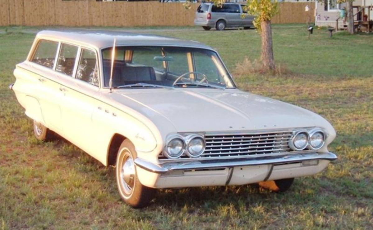 1961 Buick Special - Station Wagon Photo Gallery