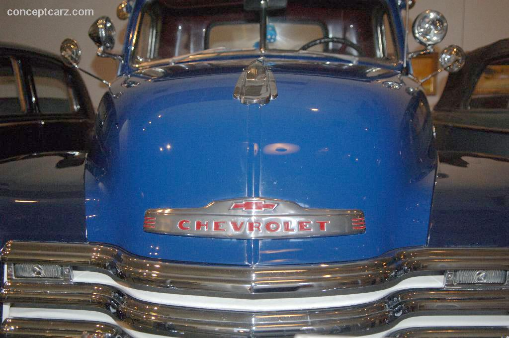 1949 Chevrolet 3100 GP Pickup Truck auction sales and data.