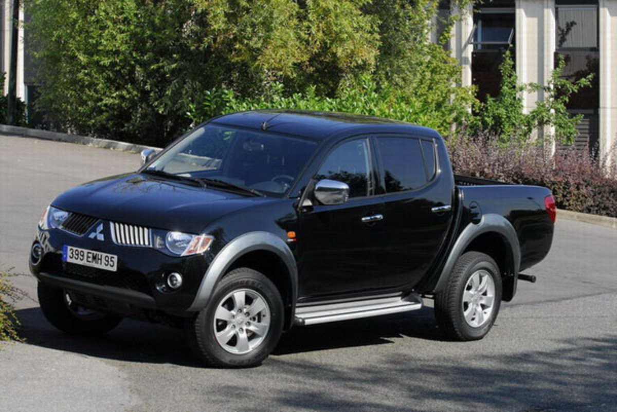 Topworldauto Gt Gt Photos Of Mitsubishi L200 Double Cab