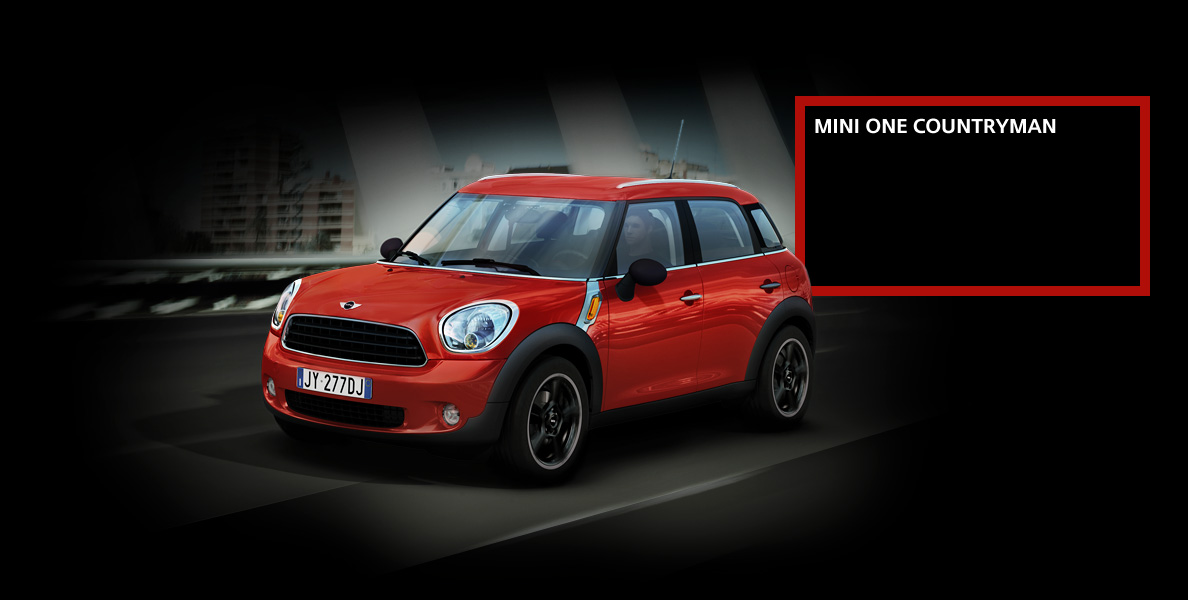 MINI.com - MINI One Countryman - Original MINI Accessories