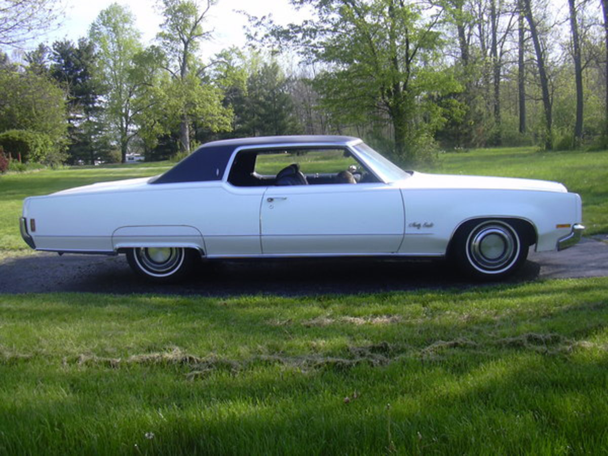 1970 Oldsmobile 98 Holiday Coupe