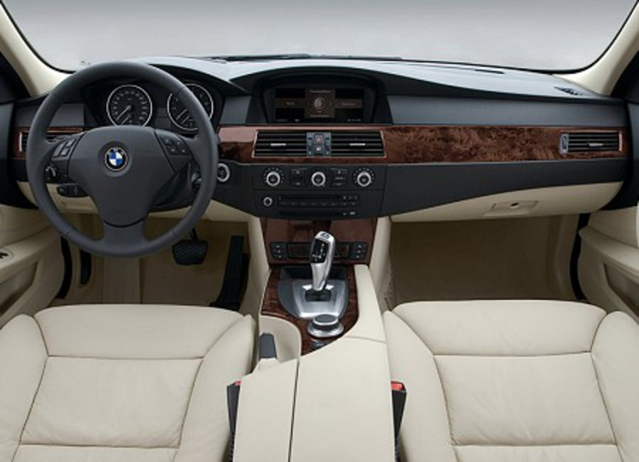 While the peak power from is given by BMW 5 series petrol 535i that delivers