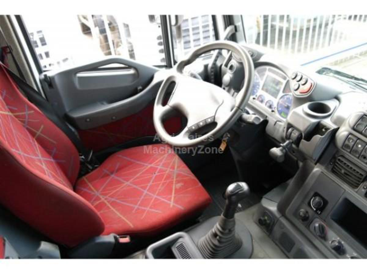 Iveco STRALIS 400 6X2 MANUAL GEARBOX