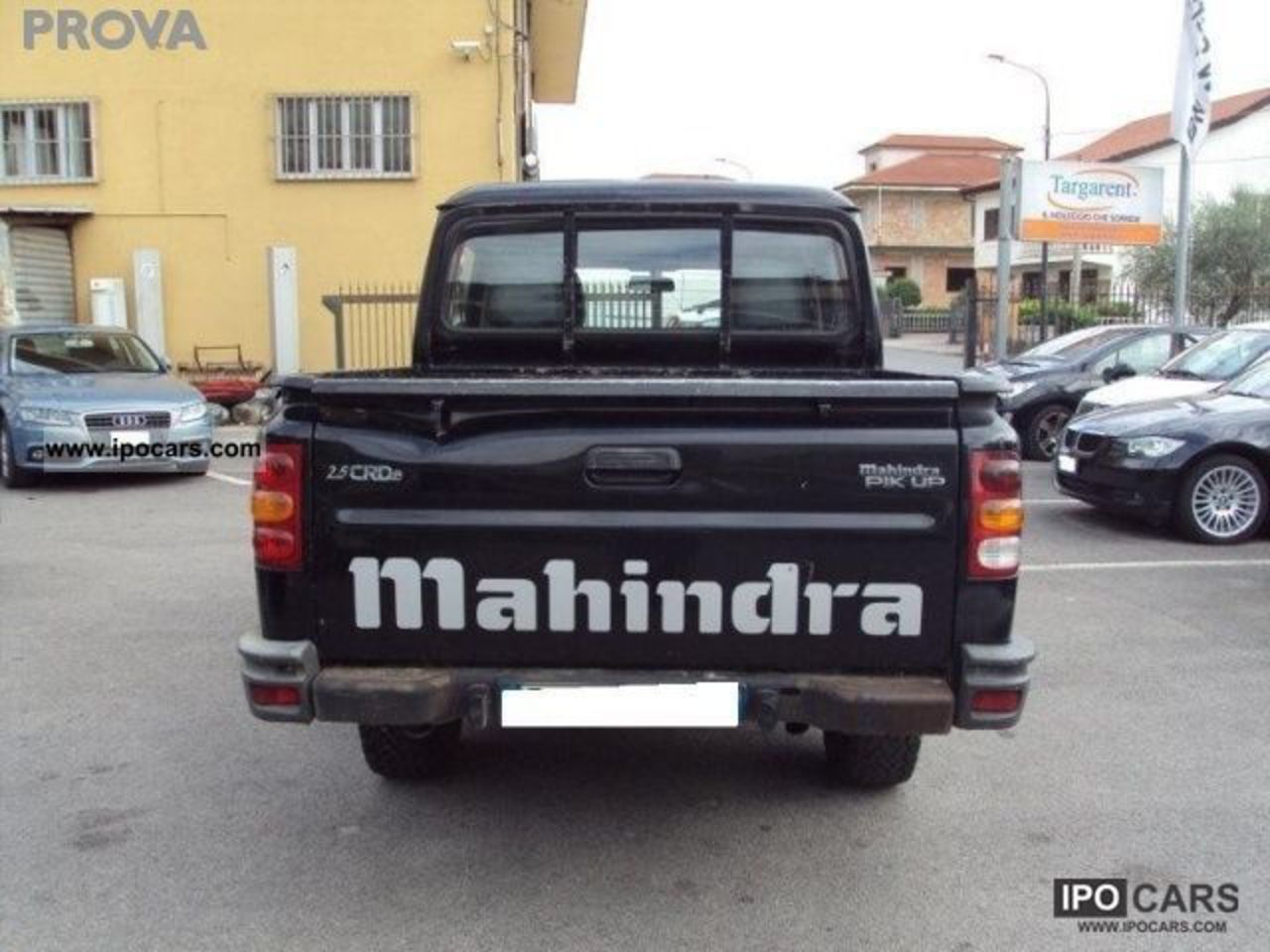 TopWorldAuto >> Photos of Mahindra Goa - photo galleries