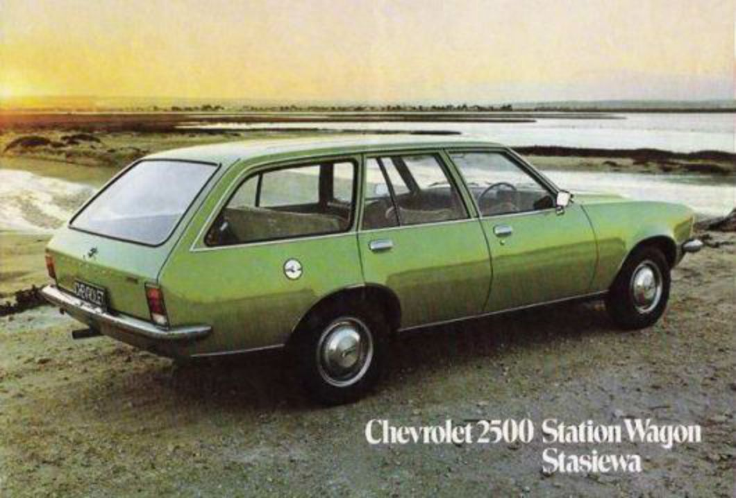 Opel Rekord 2500D Caravan wagon. View Download Wallpaper. 530x359. Comments