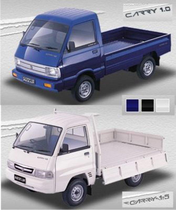 TopWorldAuto >> Photos of Suzuki Carry Pick up - photo ...
